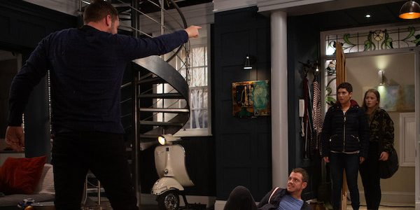 Emmerdale SPOILERS: Aaron lashes out at Victoria and Liv