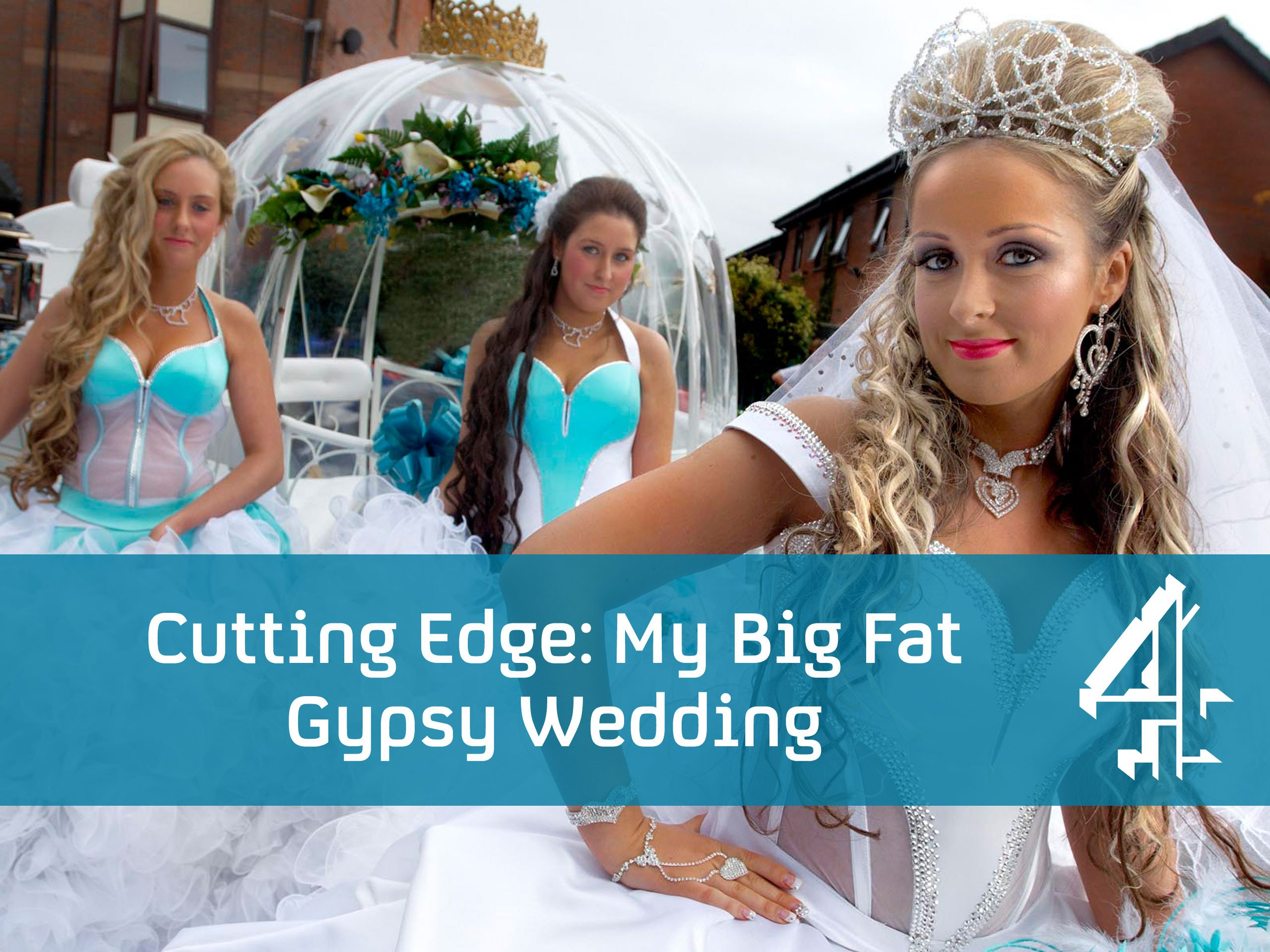 Twin brother stars of reality show My Big Fat Gypsy wedding