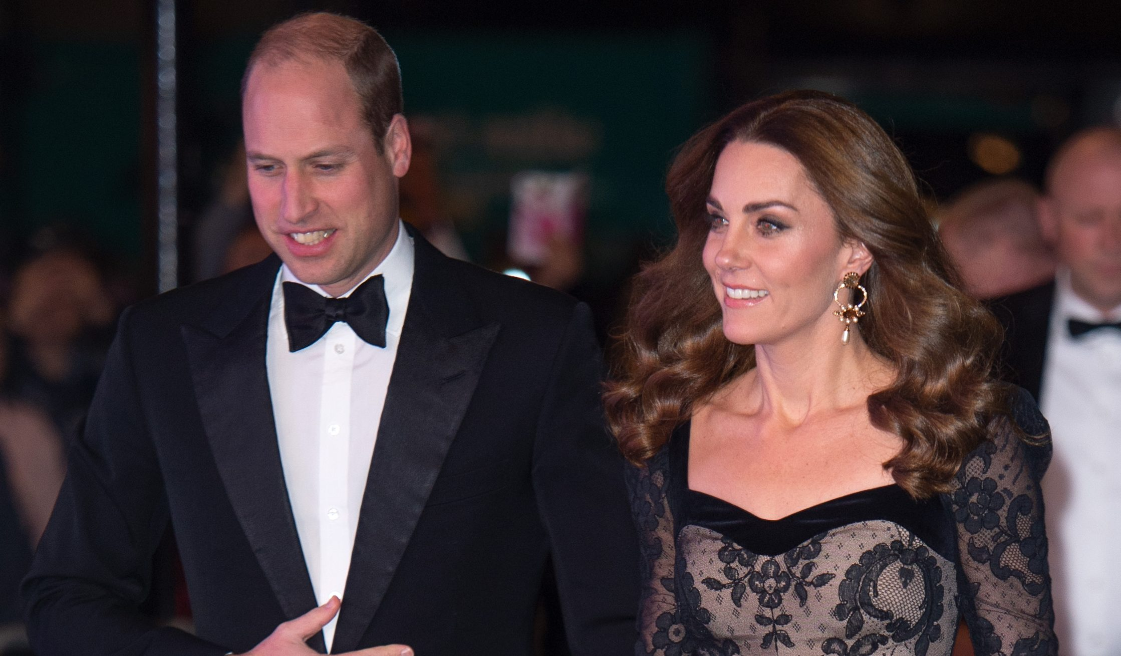 Prince William Launches Major Environmental Prize With Help From Kate