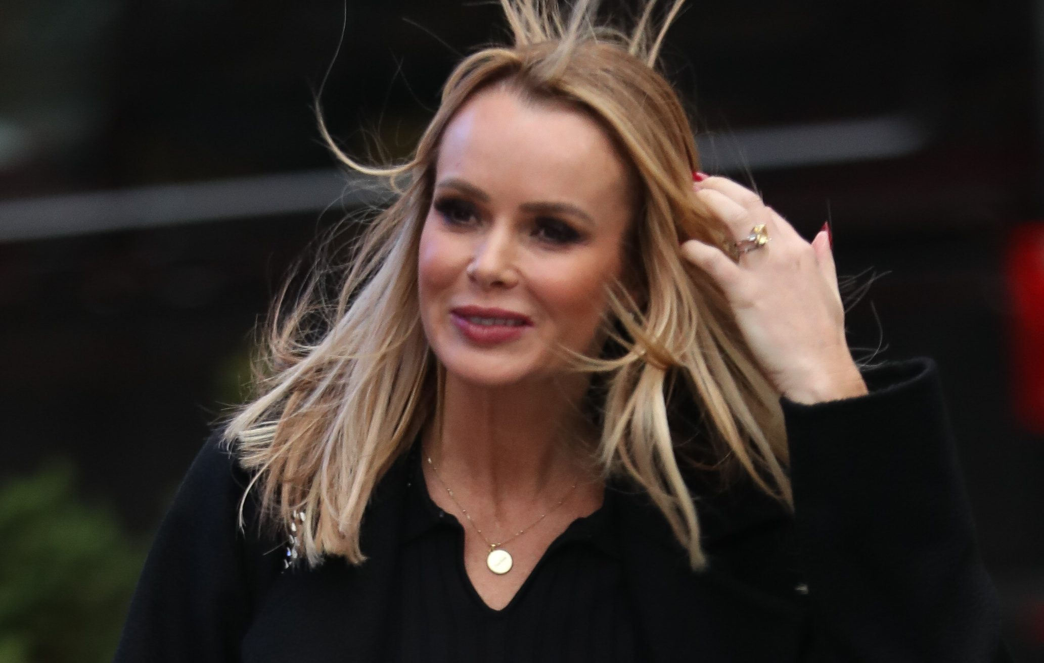 Amanda Holden reveals dramatic new blonde hairstyle at Britain's Got Talent auditions