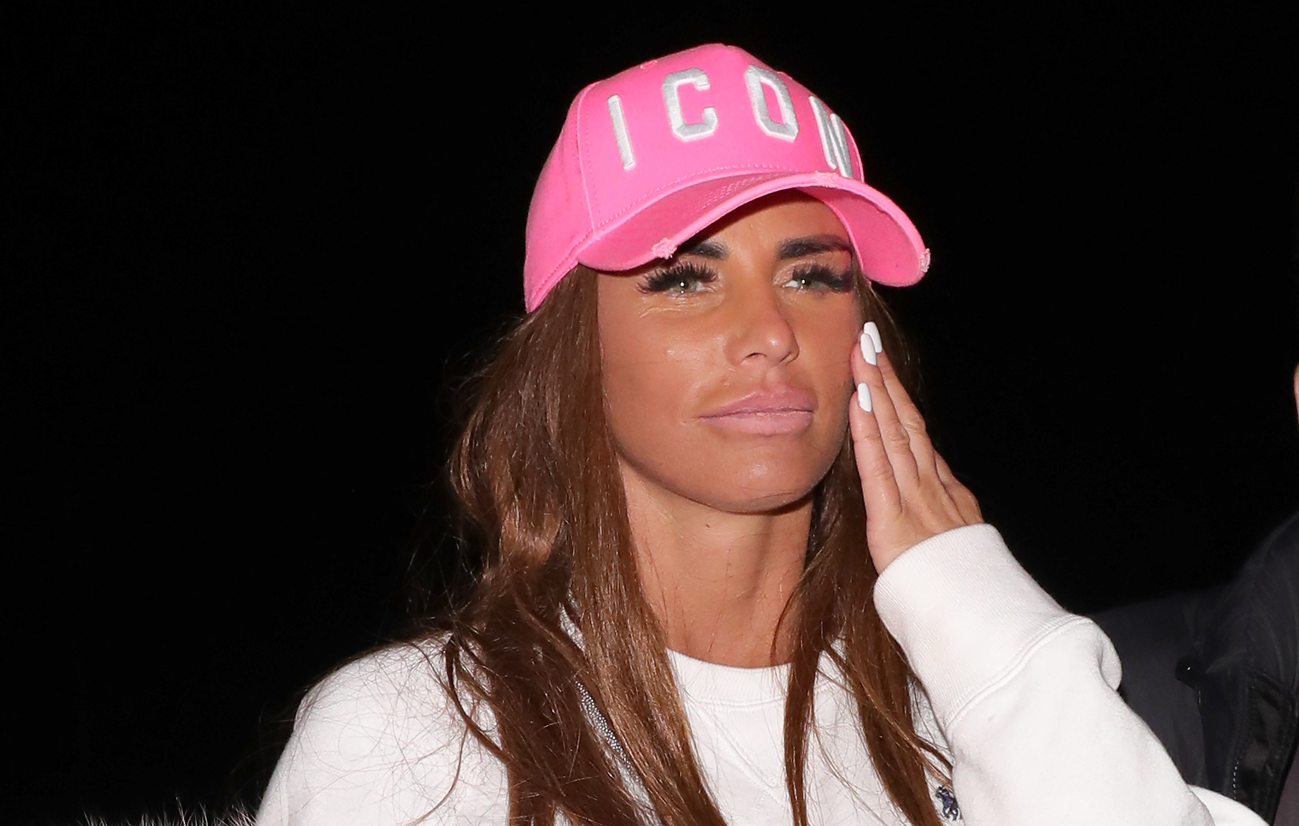 Katie Price pitches 'DIY SOS' style programme to TV channels to help save her 'mucky mansion'