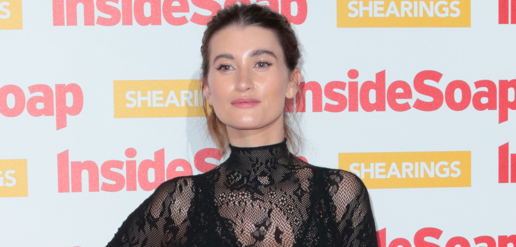 Emmerdale's Charley Webb heads to London with co-stars to support Sally Dexter on stage