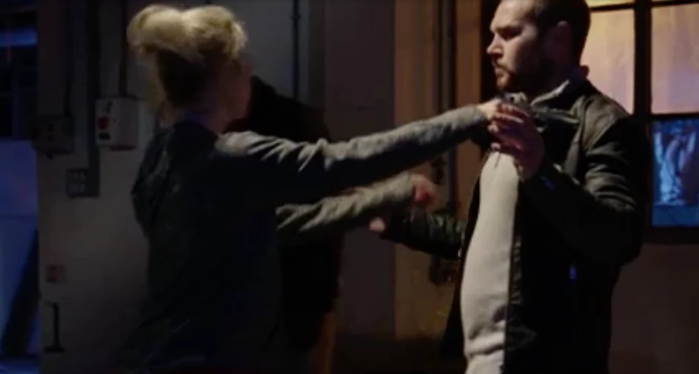EastEnders viewers have some big questions as Linda shoots Keanu in NY reveal!