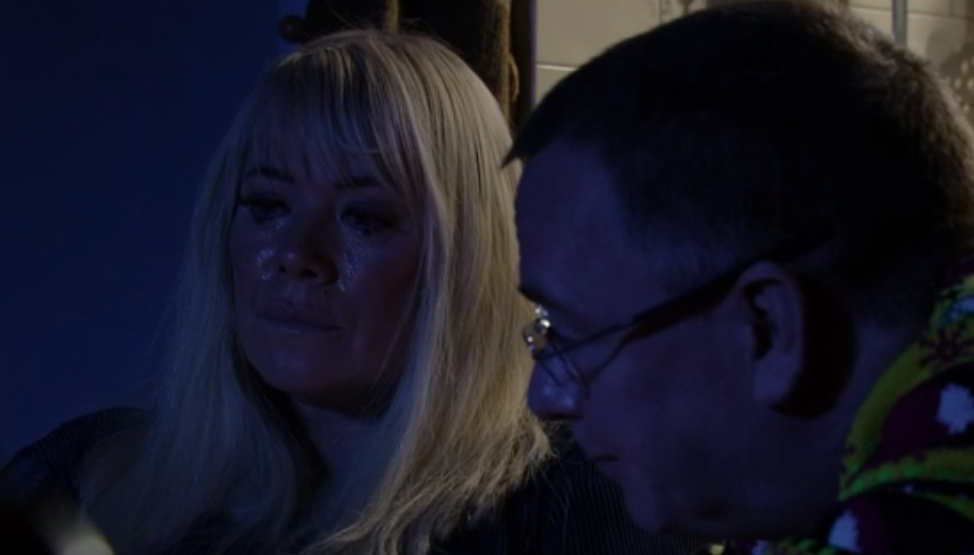 EastEnders fans beg soap not to put Ian Beale and Sharon Mitchell together