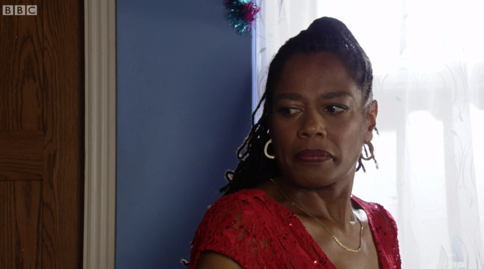 EastEnders reveals Sheree's mystery man is her son, Isaac