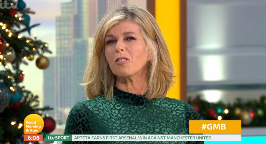 Kate Garraway jokes she needs 'restraining order' after 'flirting' with I'm A Celebrity's Myles Stephenson