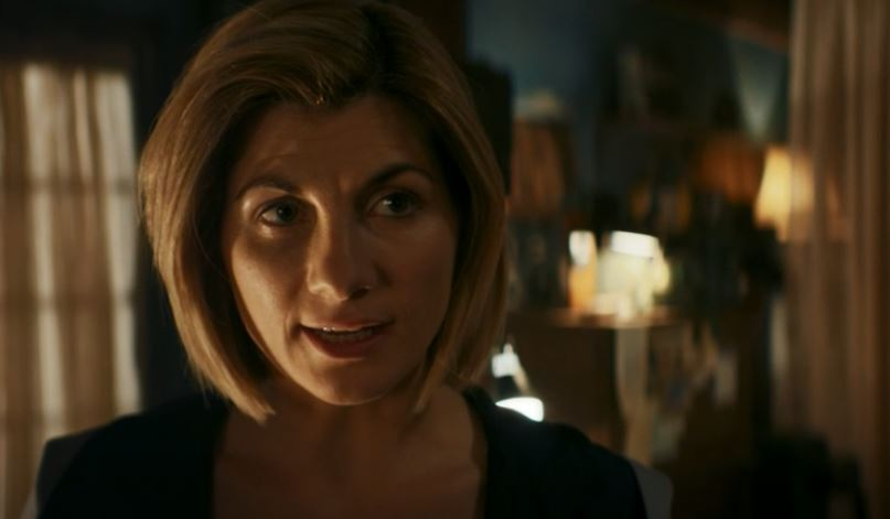 What did you think of Doctor Who?
