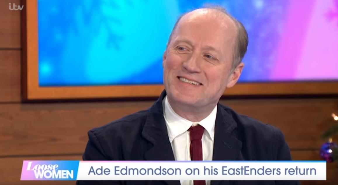 EastEnders' Ade Edmondson reveals REAL reason Daniel faked his own death