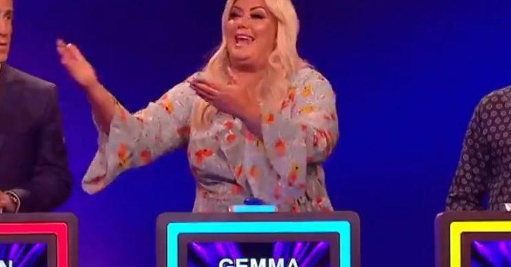 Gemma Collins on Catchphrase