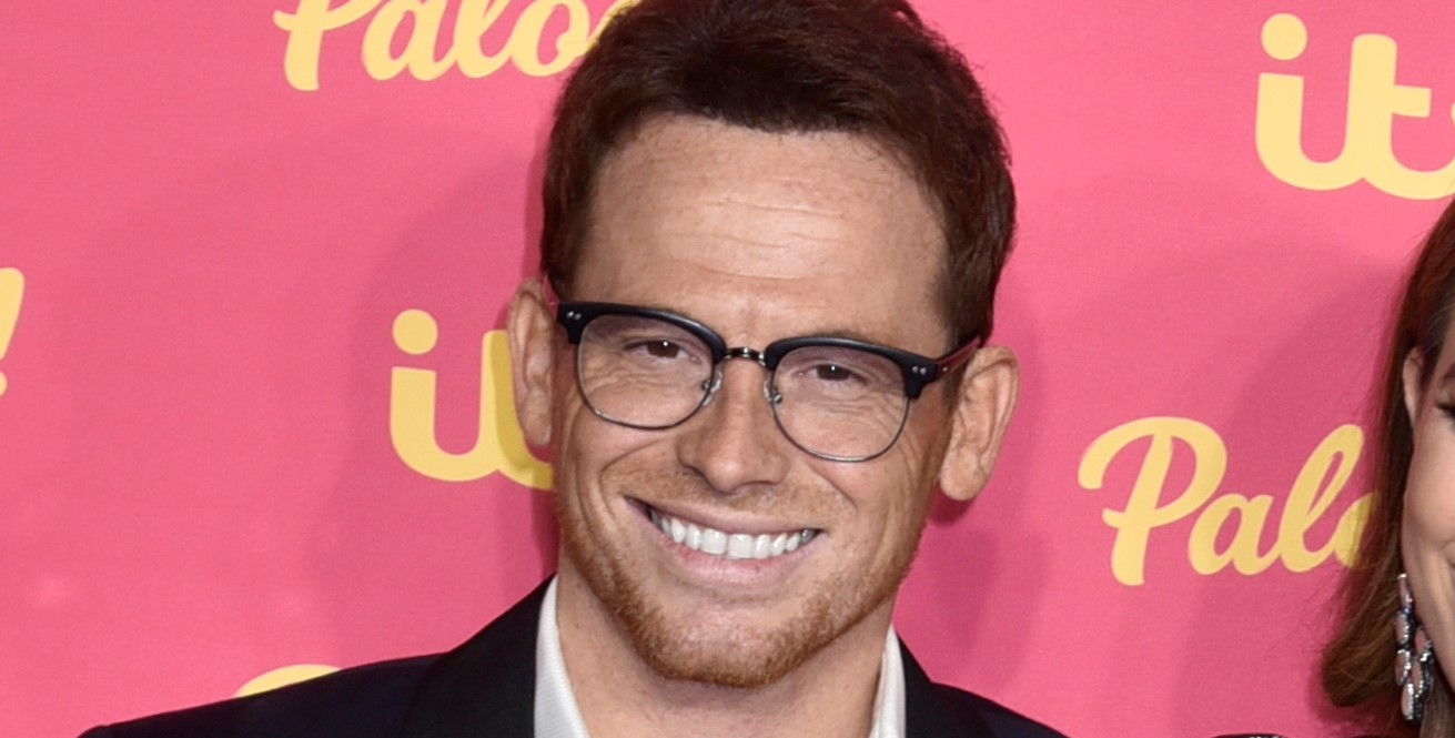Joe Swash has 'a love/hate relationship with Dancing On Ice co-star Maura Higgins'