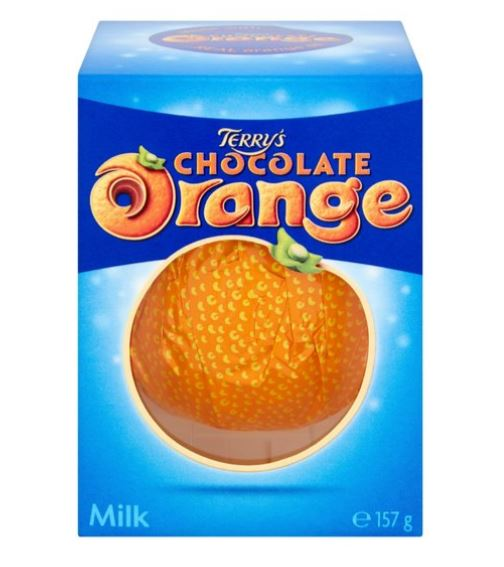 Tesco Is Selling Bags Of Terrys Chocolate Orange Mini Eggs