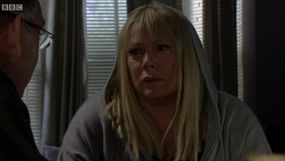 EastEnders Sharon Credit: BBC