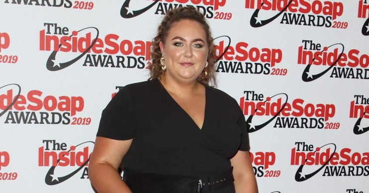 The Inside Soap Awards 2019 held at Sway Nightclub Featuring: Clair Norris Where: London, United Kingdom When: 07 Oct 2019 Credit: Keith Mayhew/Cover Images
