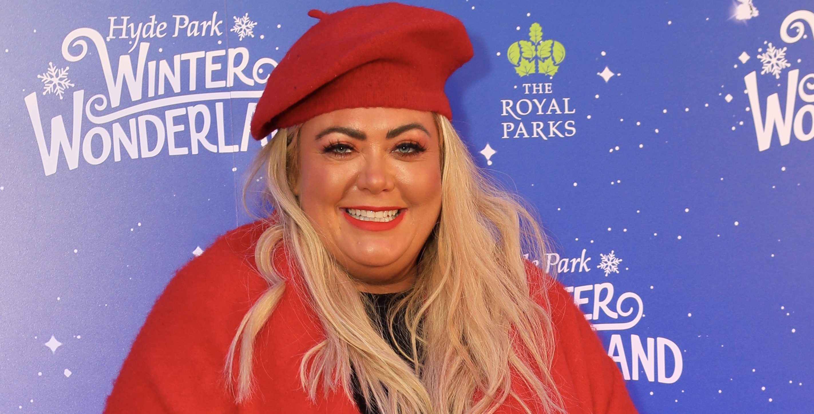 Gemma Collins turns vegetarian as part of a 'massive health kick'
