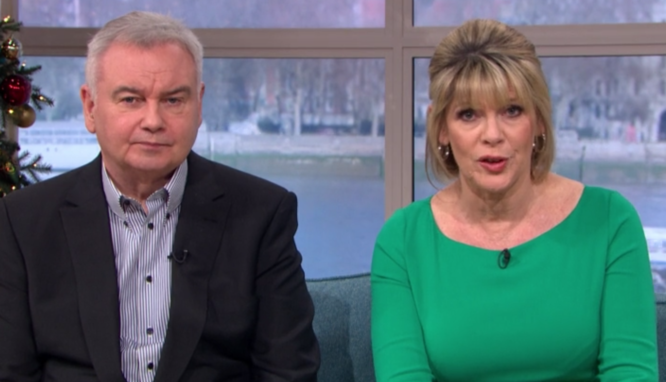 This Morning viewers blast 'rude' guest who snapped at Eamonn Holmes during debate