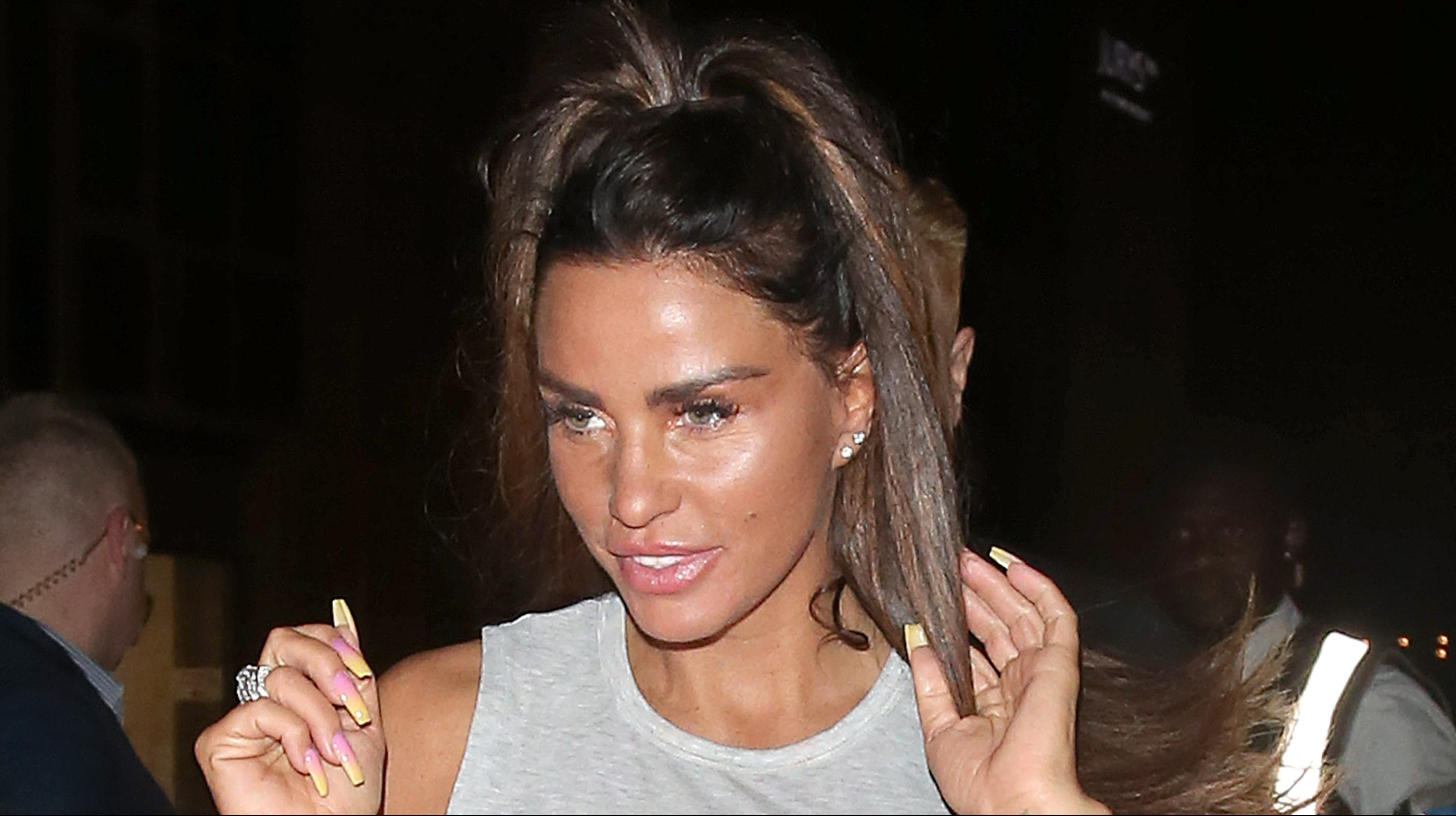 Katie Price 'hasn't seen Jett and Bunny for two weeks and hasn't given them their Christmas presents yet'