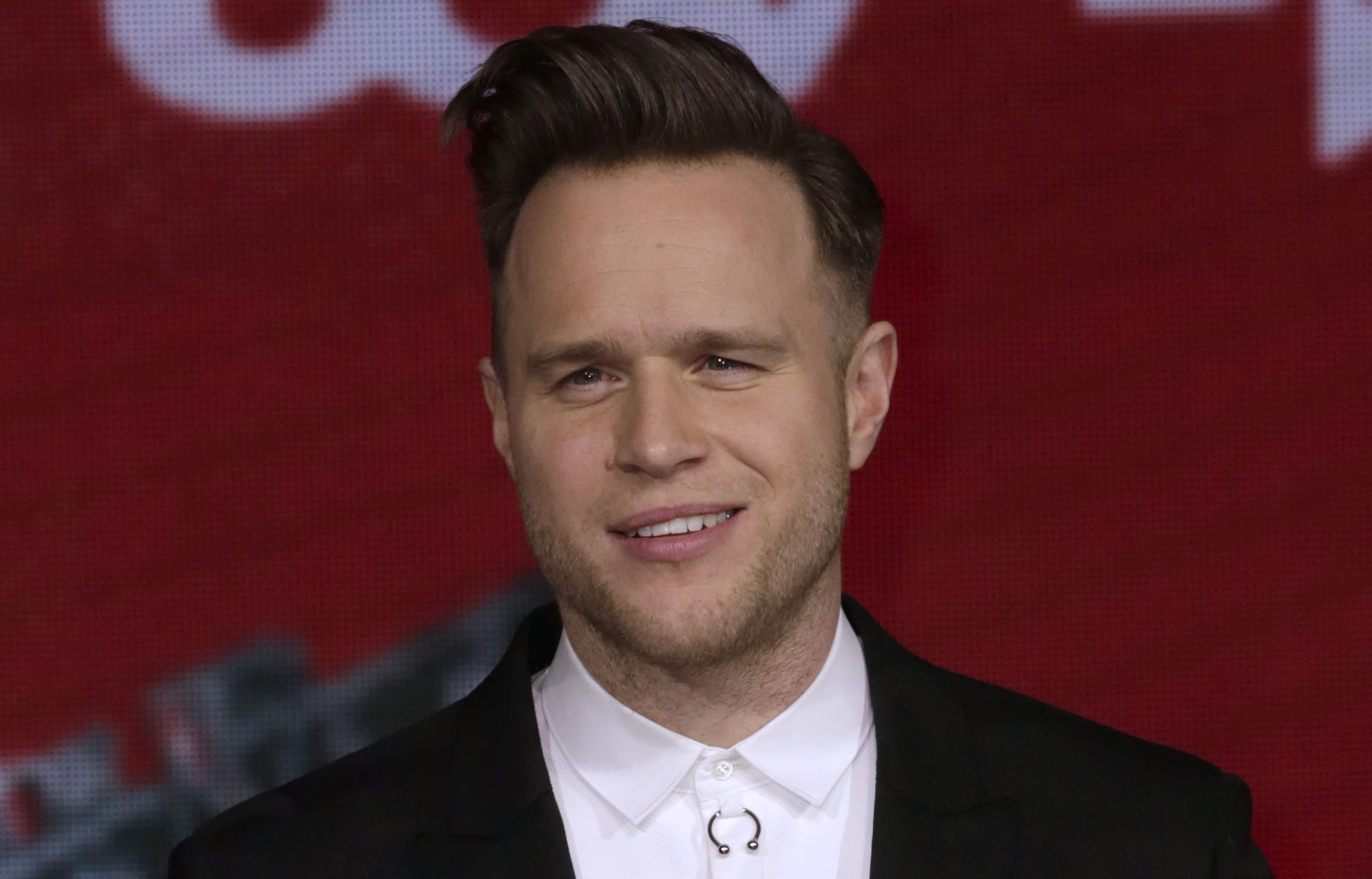 Olly Murs shows off new hairdo on Good Morning Britain