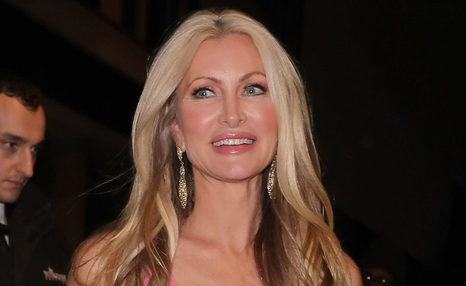 Dancing On Ice star Caprice Bourret says training regime has lead to her losing a STONE