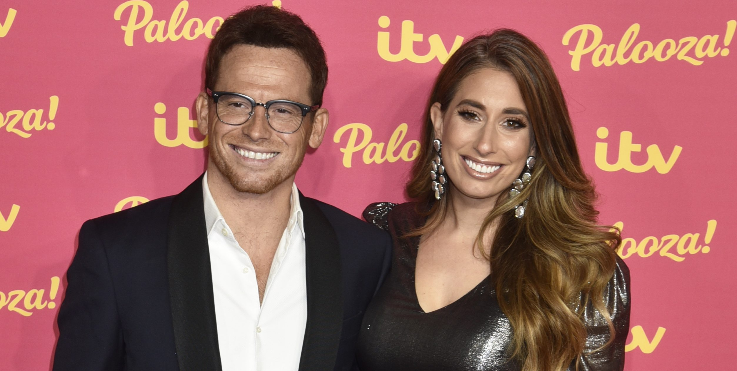 Dancing On Ice fans are convinced Joe Swash and Stacey Solomon have secretly tied the knot