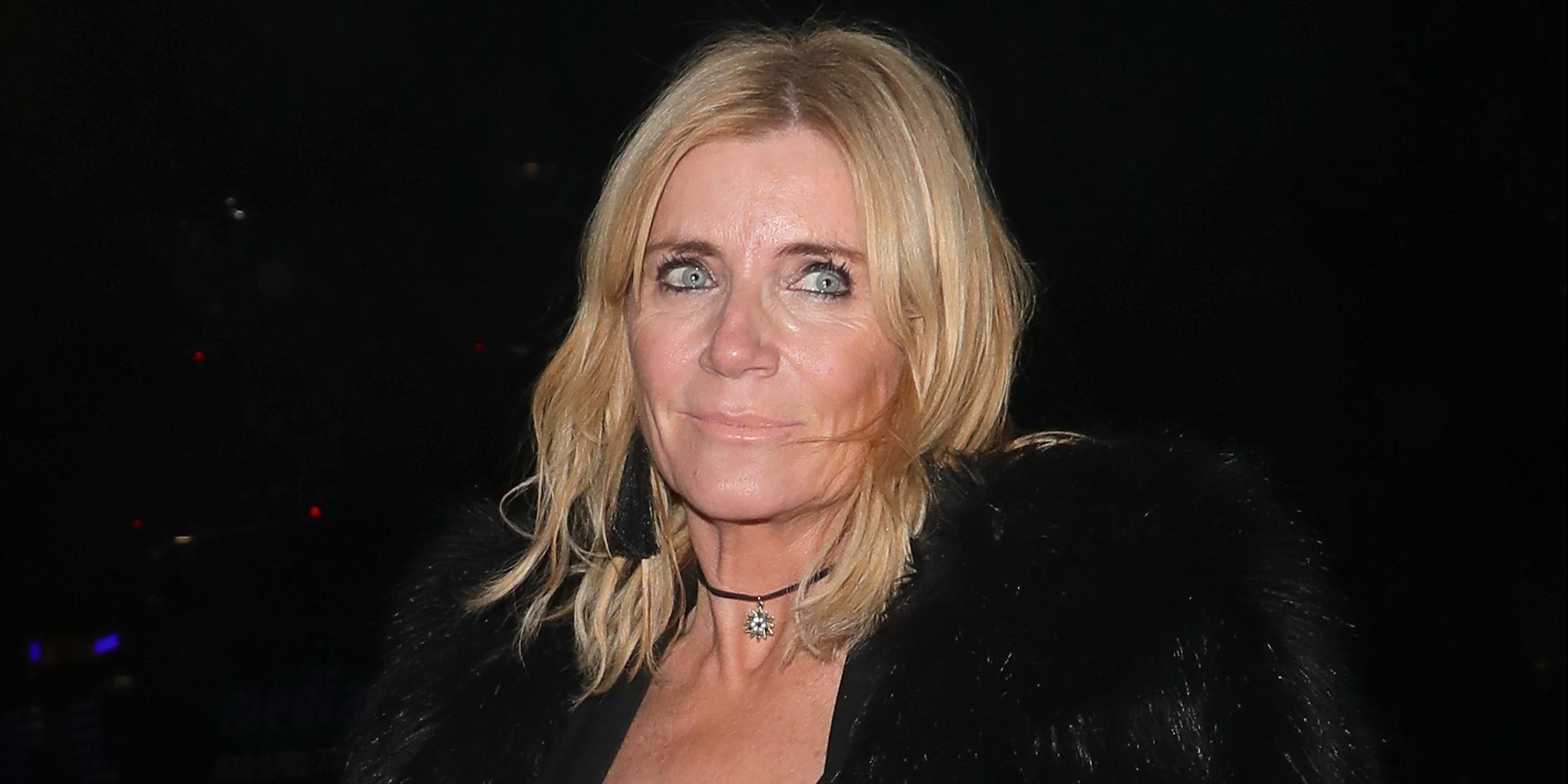Former EastEnders star Michelle Collins' panto appearance cancelled halfway through