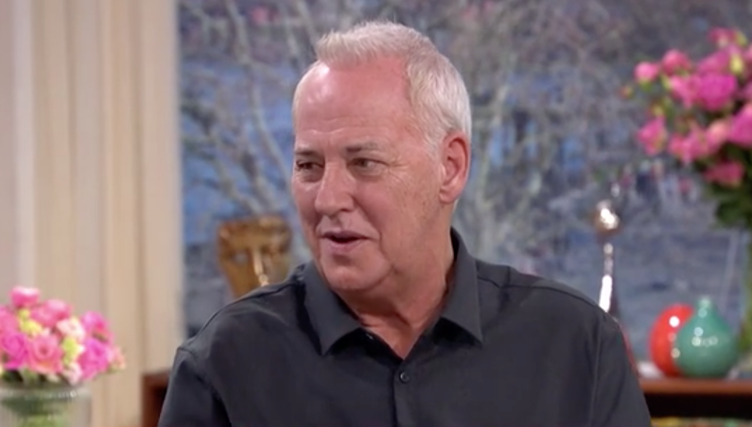 Phillip Schofield 'offers Michael Barrymore presenting work on This Morning' after Dancing On Ice exit