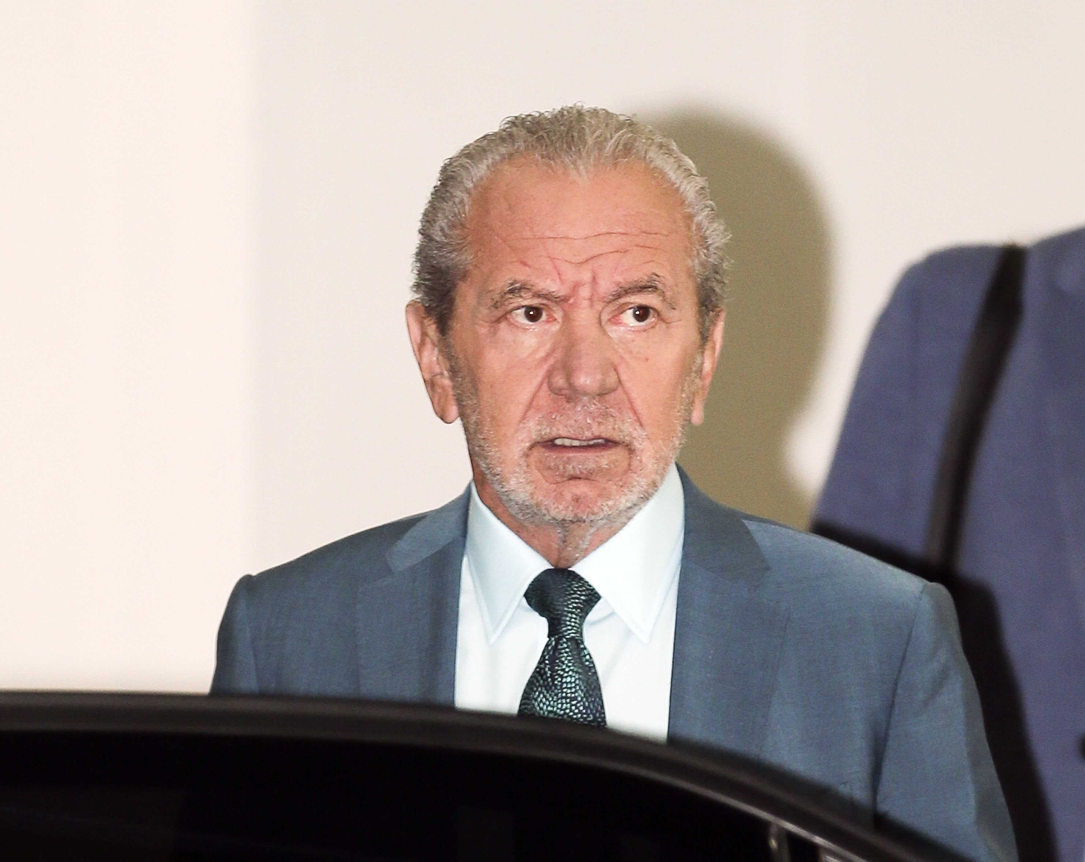 EastEnders 'hires' Lord Sugar as a script writer after he predicts storylines