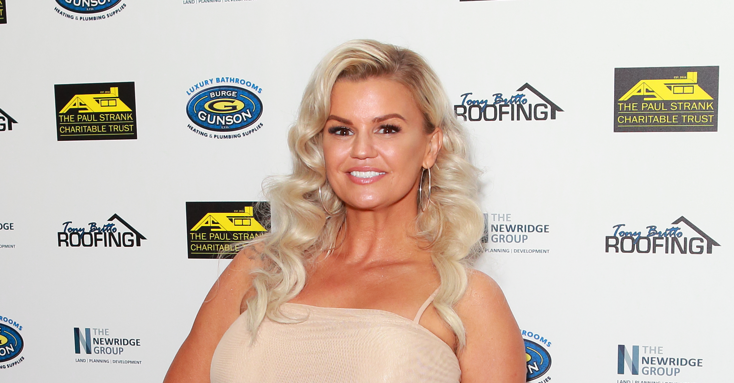 Kerry Katona 'in bits' as son puts superglue in her daughters' hair forcing them to miss school