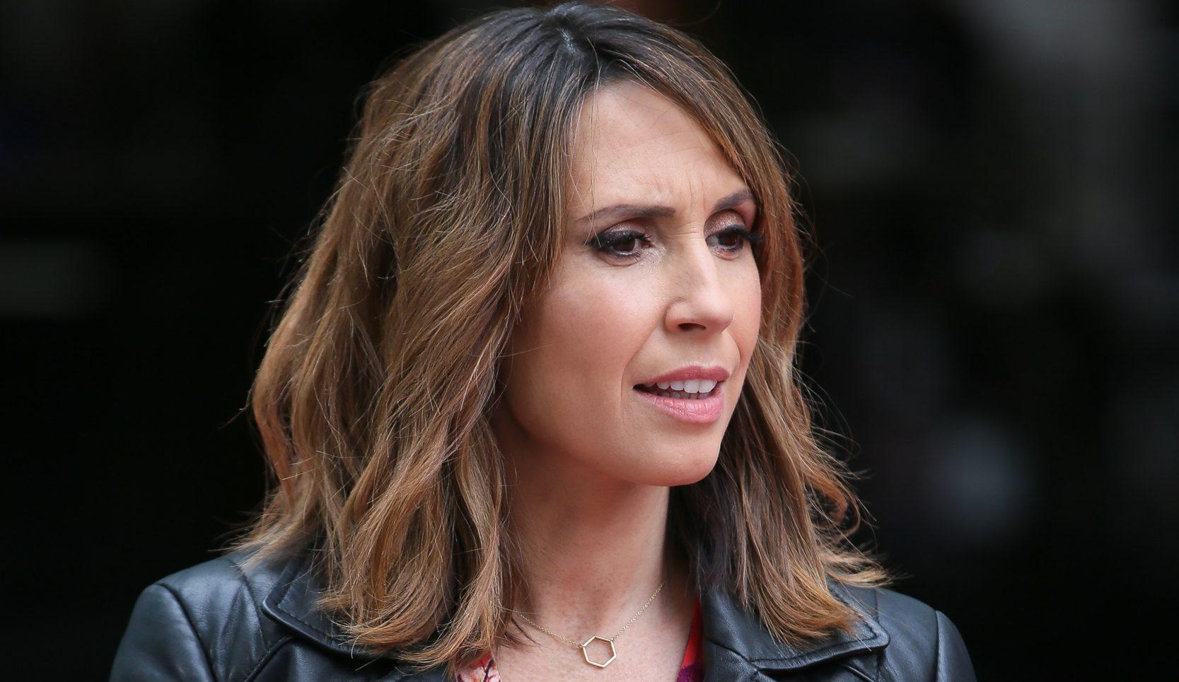 Alex Jones admits she's 'anxious' ahead of The One Show return