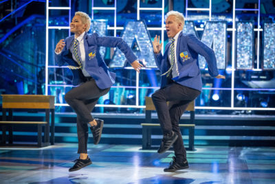 jamie laing interview ahead of strictly final
