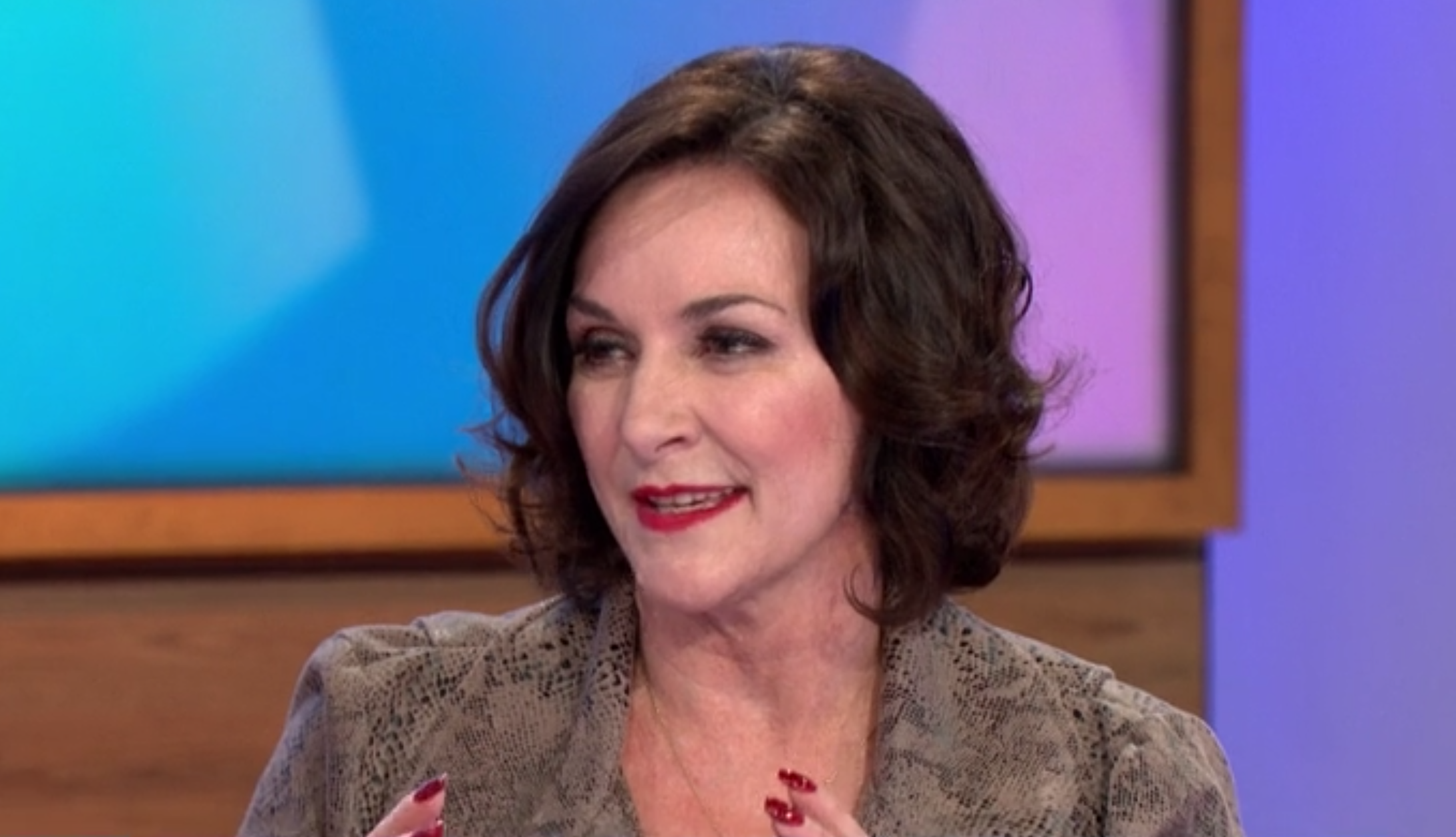 Shirley Ballas reveals she has discussed adoption with boyfriend Daniel Taylor