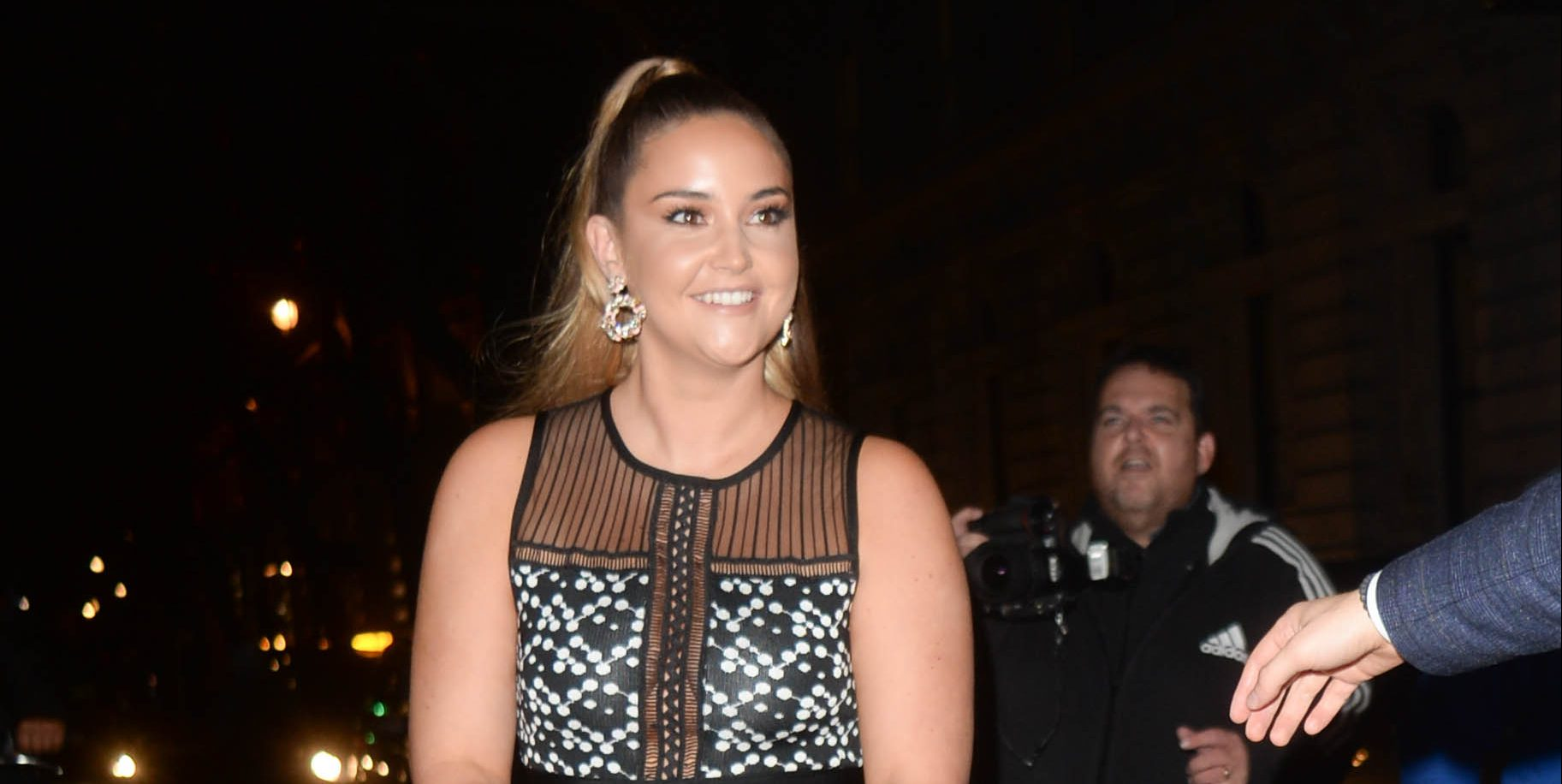 Former EastEnders star Jacqueline Jossa announces clothing range as she collaborates with In The Style