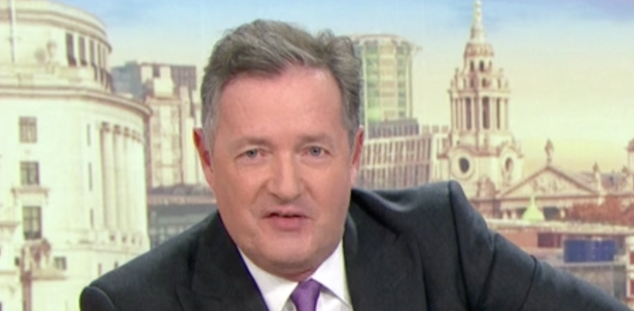 Piers Morgan says Meghan and Harry should be 'stripped of their titles' by the Queen