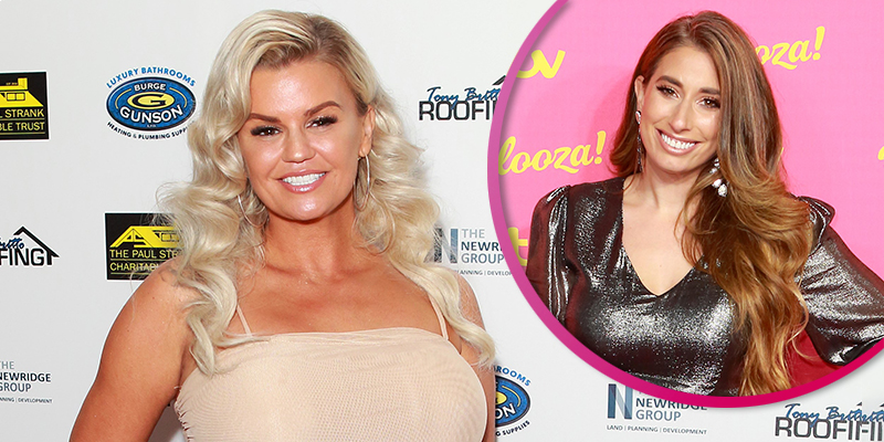 Kerry Katona praises Stacey Solomon for candid bikini picture