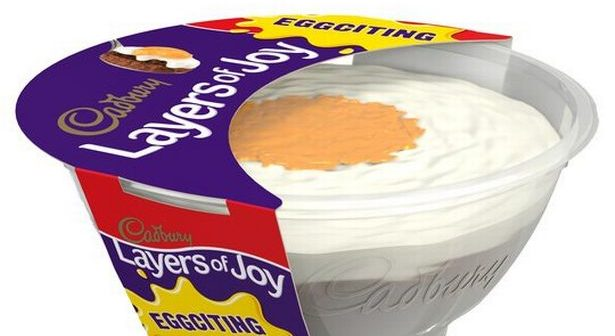 Egg-citing news for Cadbury fans – the Creme Egg trifle is back for 2020!