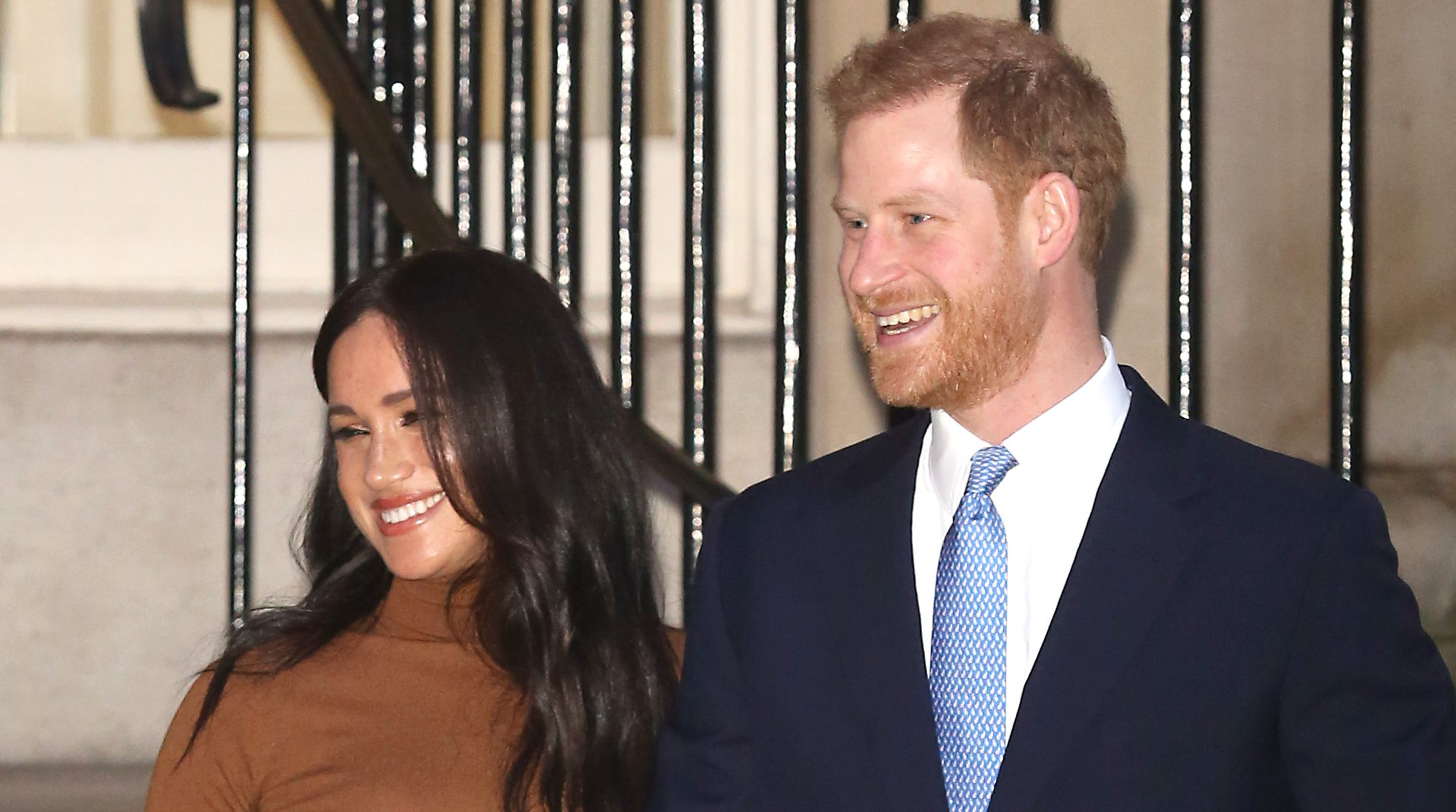 'Complicated issues' behind The Duke and Duchess of Sussex's exit from the royal family