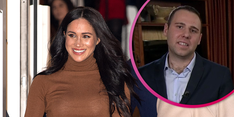 Meghan's nephew begs judge to let him avoid jail after running through streets naked while high on drugs