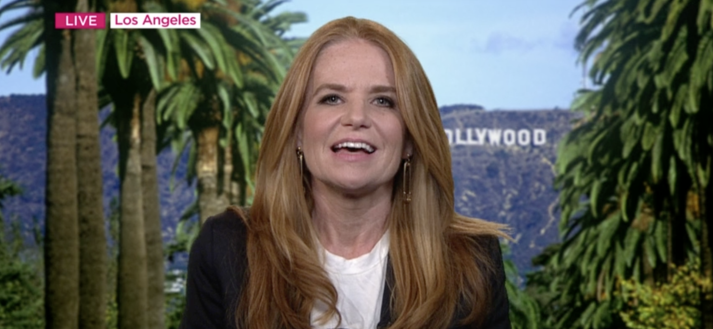 Patsy Palmer reveals she's in talks for her own reality TV show