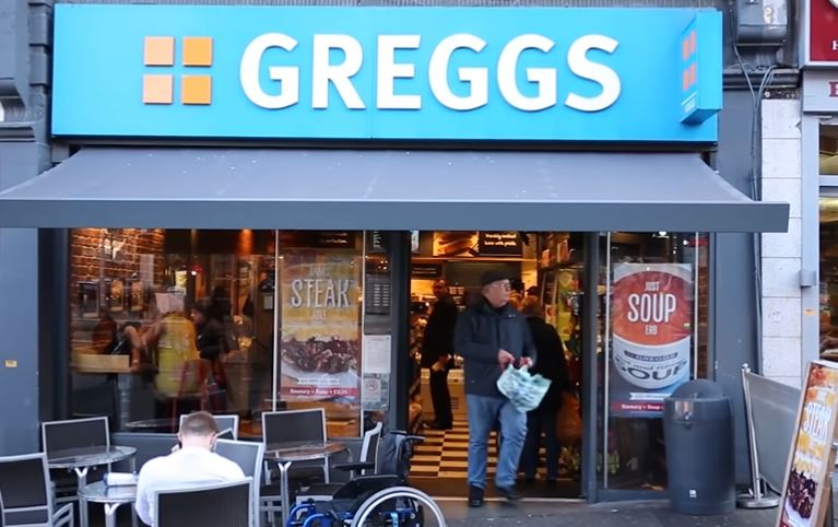 Greggs Fans Call Plans To Roll Out A Nationwide Delivery