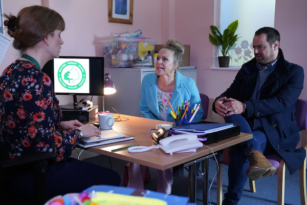 EastEnders SPOILERS: Linda's drinking causes concern with social services
