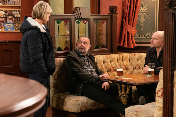 Coronation Street SPOILERS: Kevin's jealousy causes an argument with Abi TONIGHT!