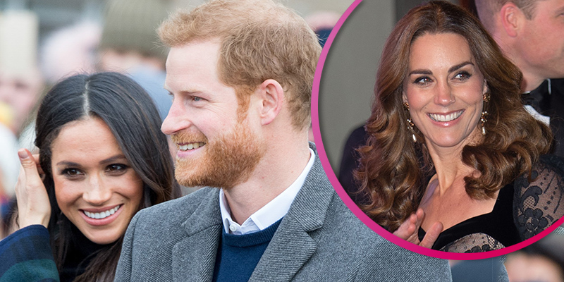 Meghan and Harry send message to Kate as she celebrates her 38th birthday