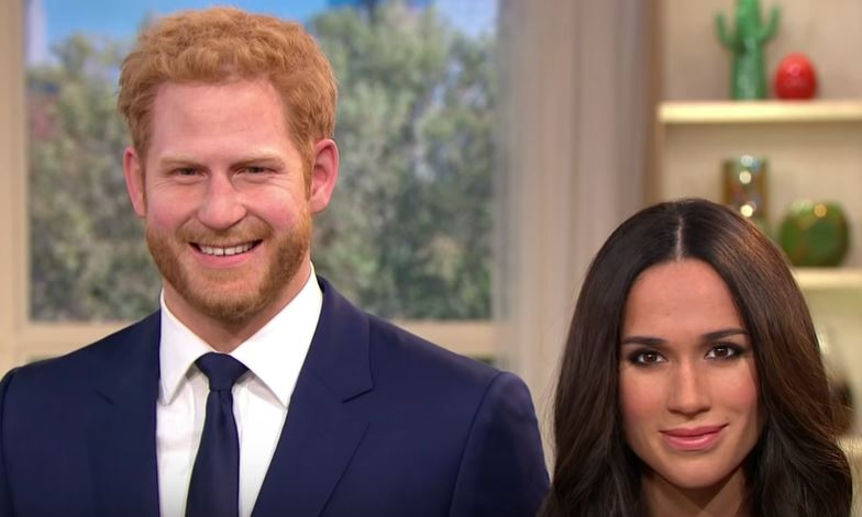 Madame Tussauds removes Harry and Meghan waxworks from royal family display