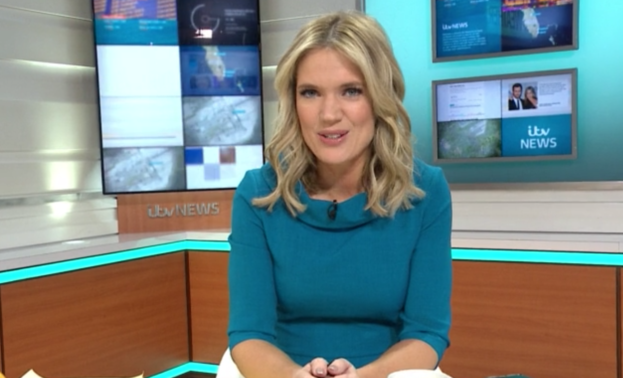 GMB viewers amazed by Charlotte Hawkins throwback snaps as newsreader celebrates 20 years in TV