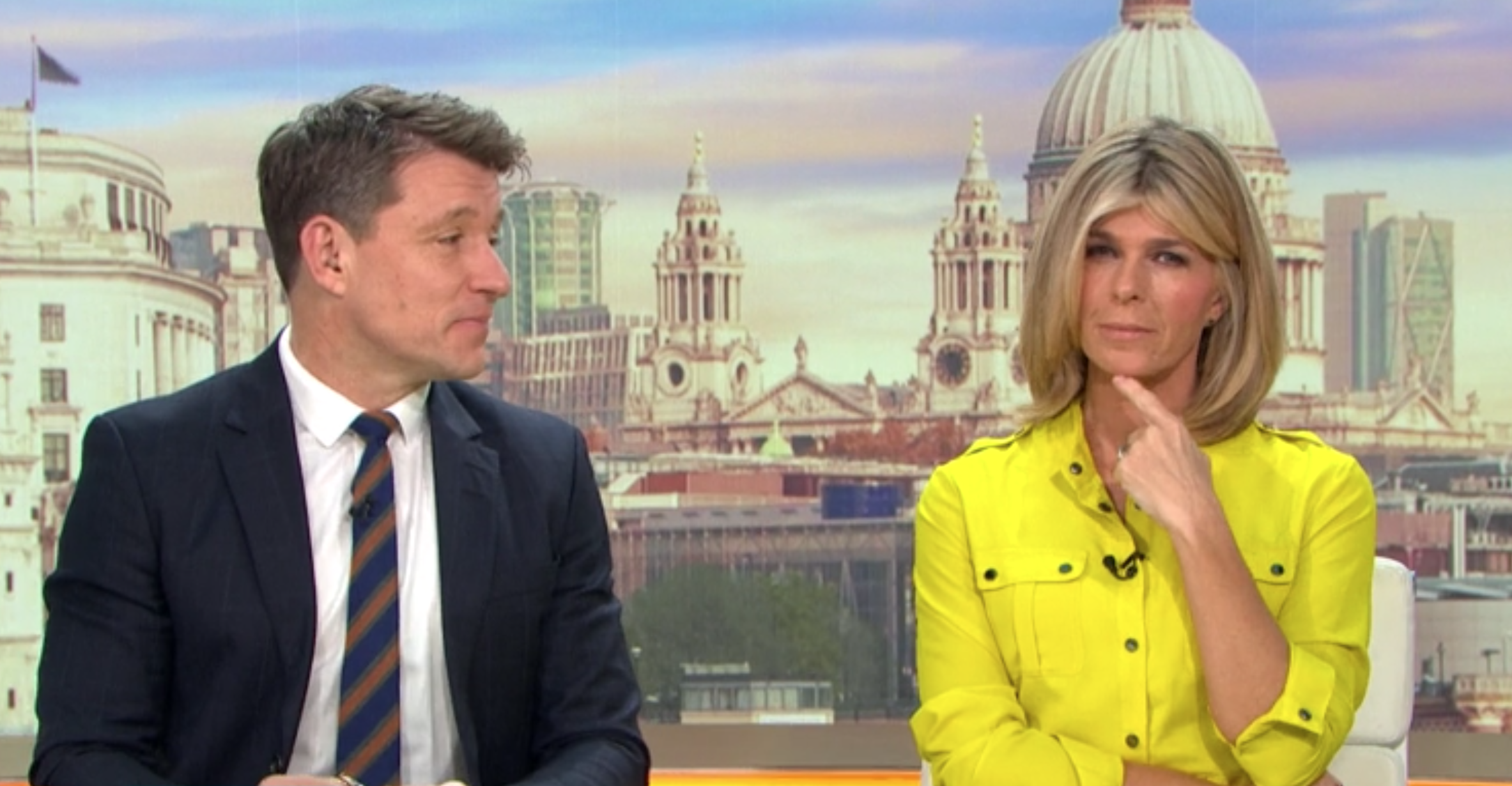 Disgusted viewers blast Good Morning Britain after 'spotting naked life model's penis on TV'