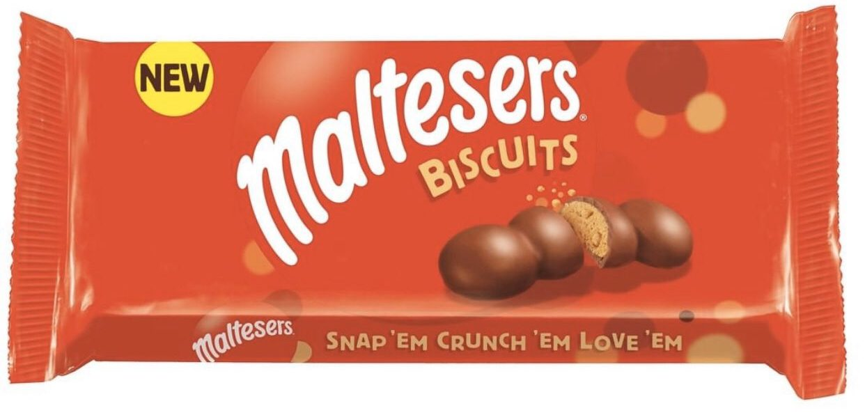 Shoppers go wild for new Maltesers Biscuits that hit the shelves TODAY