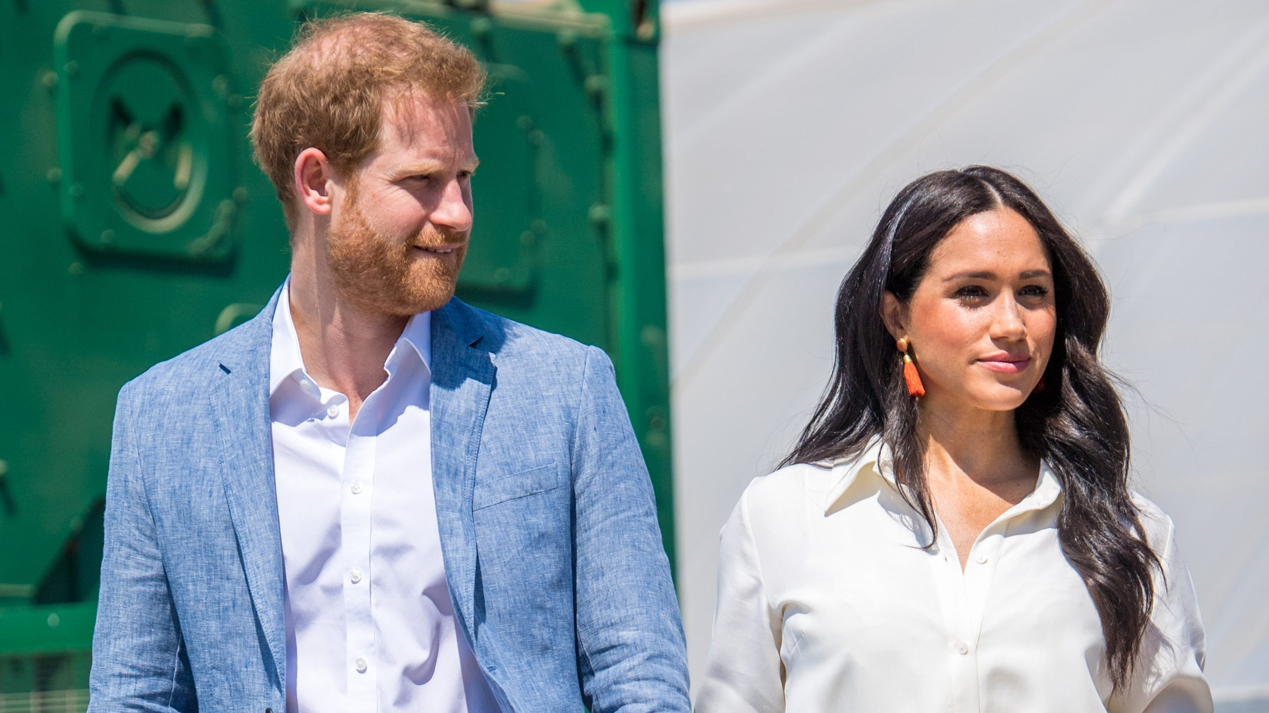 Prince Harry and Meghan Markle 'could become two of the highest paid celebrities'