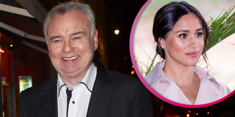 Eamonn Holmes brands Meghan 'manipulative' and 'spoilt' in scathing rant