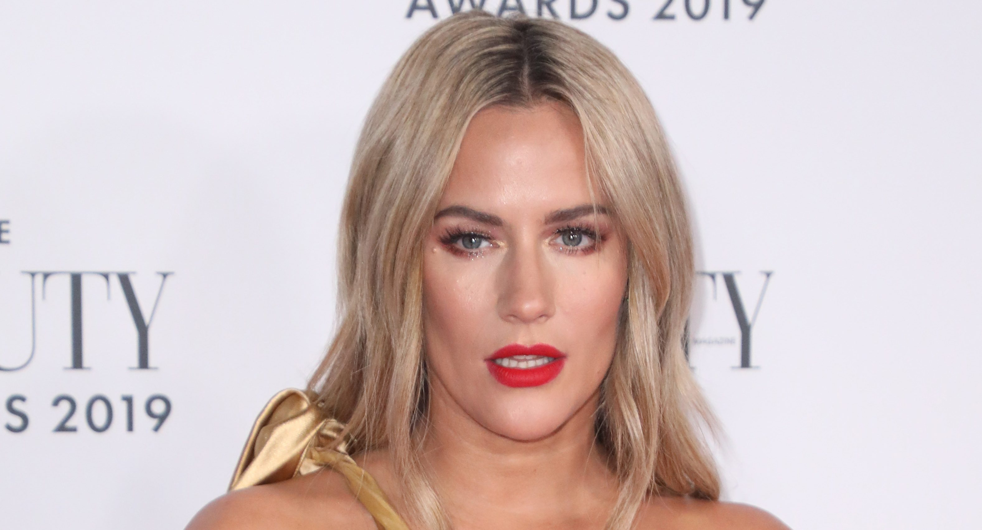 Caroline Flack has been found dead, age 40