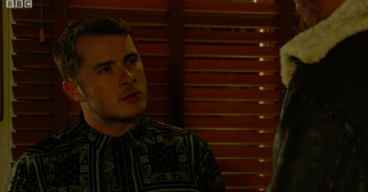 EastEnders fans think Ben will KILL Louise to keep Keanu murder secret