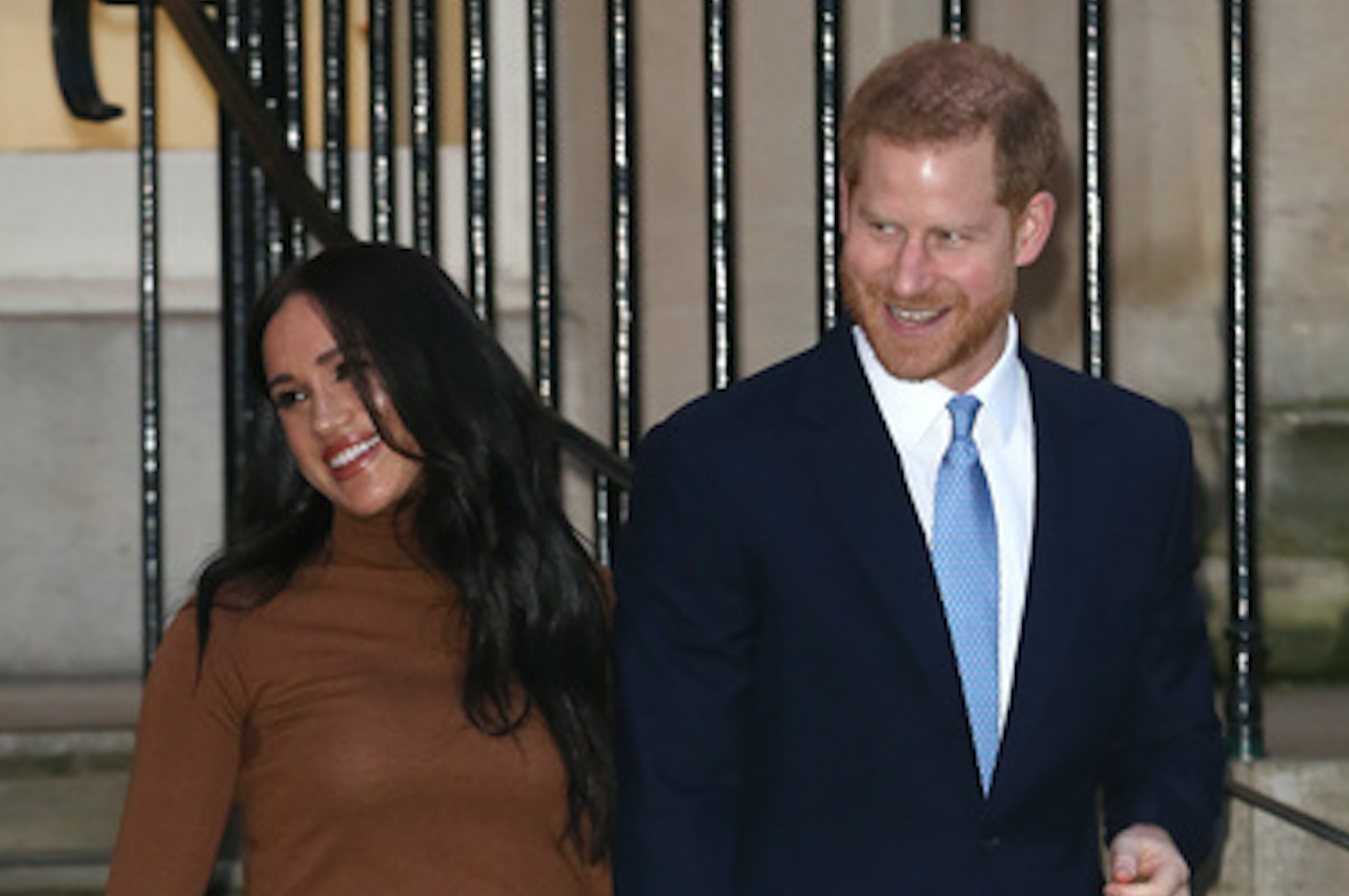 Meghan and Harry 'drop hint they have already set up home in Canada'